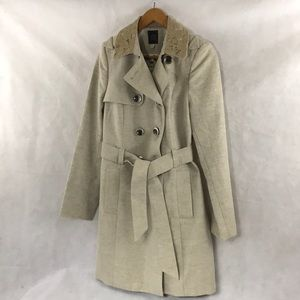 LTD Trenchcoat with belt size small